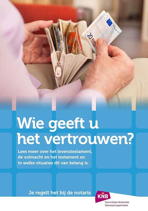 brochure wie geeft u het vertrouwen-cover